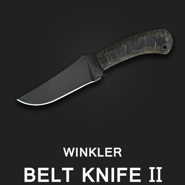 입고문의주세요 [Winkler] Belt Knife II Rubber