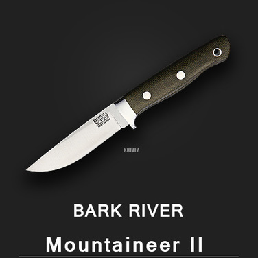 [Bark River] Mountaineer II Green / Cru-Wear