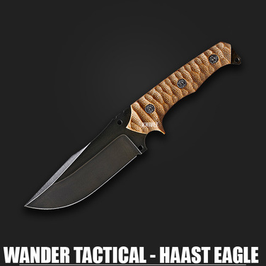[WanderTactical] Haast Eagle brown 하스트이글 [브라운쉬스]