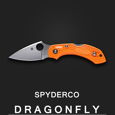 [Spyderco] Dragonfly 2 Orange 드래곤플라이