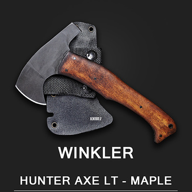 [Winkler Knives] Hunter AXE lt - Maple