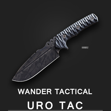 [WanderTactical] Uro Tac / Black Blood Finish