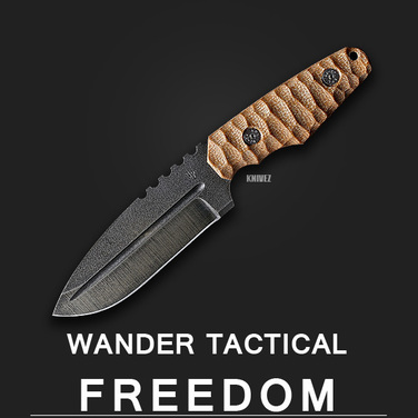 [WanderTactical] Freedom 프리덤 (브라운)