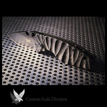 "[Custom Scale Division] DPX Heat ""Storm"" carbon scale"