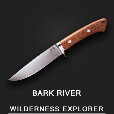 [Bark River] Wilderness Explorer Natural - Cru Wear