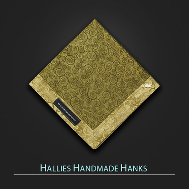 [Hallies Handmade Hanks]  Olive Drab Green