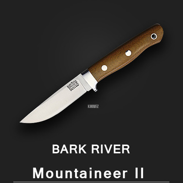 [Bark River] Mountaineer II Natural / Cru-Wear