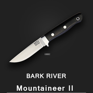 [Bark River] Mountaineer II Black / Cru-Wear