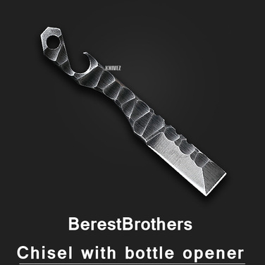 [BerestBrothers] Chisel with Bottle opener