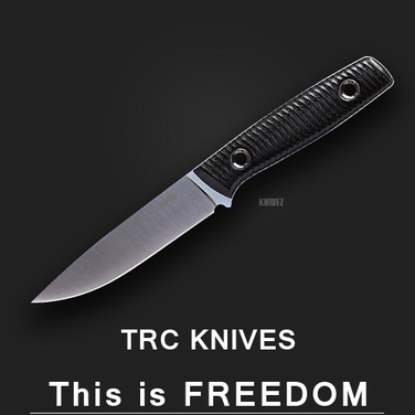 [TRC Knives] This is freedom / black