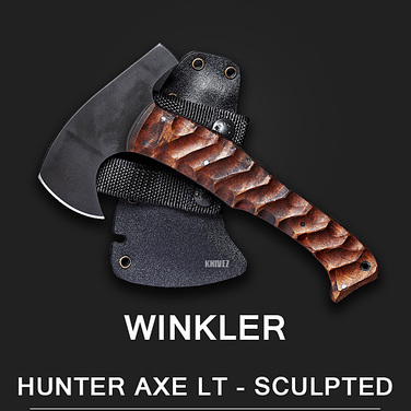 [Winkler Knives] crusher belt sculped (임시상품)