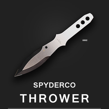 [Spyderco] Thrower - Small